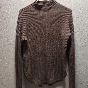 Express tan sweater